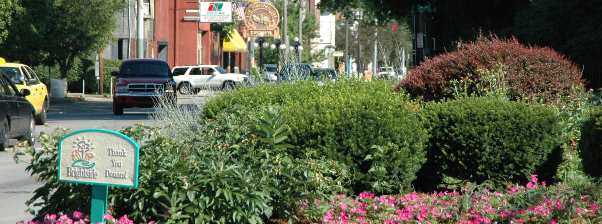 BrightSite Broadway Baxter Cherokee intersection